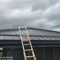 供應0.8厚AA3004氟碳漆鋁鎂錳屋面板