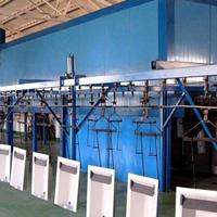 静电喷涂生产线