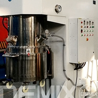 DEMIX-60L复合材料中式双行星搅拌机