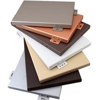 鋁單板生產廠家批發定制建筑幕墻鋁單板