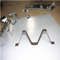 W600彩鋼瓦檐口堵頭板-廠家直發