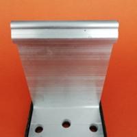 解析430型屋面使用的铝合金支座步骤方法