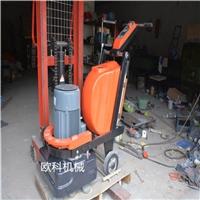 金刚砂地坪研磨机 高效研磨12个头研磨机