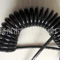 斯 耐高温弹簧线 螺旋电缆 弹性膨胀电缆