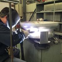 铝制品焊接 深加工 来图定制