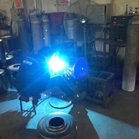铝材焊接 各种铝材配件加工定制