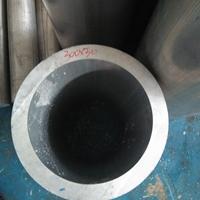直供6063环保精密铝管 挤压铝管 411x30