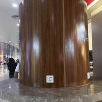 酒店木纹包柱铝单板木纹包柱铝板厂家