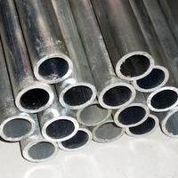 直供6063环保精密铝管 挤压铝管 500x8