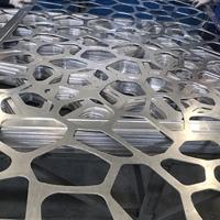 3.0mm幕墙雕花铝单板 镂空屏风隔断铝花格子