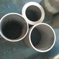 直供6063环保精密铝管 挤压铝管 390x8