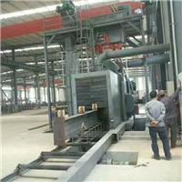 转台式抛砂除锈机 强度高 设备可靠性高
