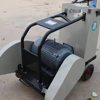 供应电动马路切割机 混凝土路面切缝机厂家
