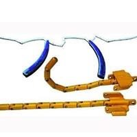 电缆走板防捻器 走板一牵二走板 防捻器