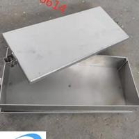 分离式铝合金冷冻盘冻鱼冻肉冻虾加工定制