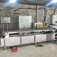 中频截齿合金颗粒焊接生产线