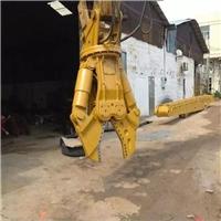 挖掘机属具双缸液压剪钢筋剪钢板剪