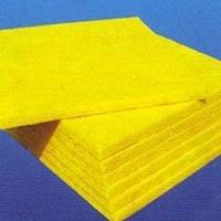 玻璃棉贴铝箔保温材料