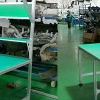 铝型材厂家定做流水线工作台流水线