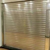 铝合金卷帘门,铝合金电动卷帘门安装维修