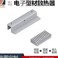 鋁壓鑄ODM加工定制大功率設備電子散熱器
