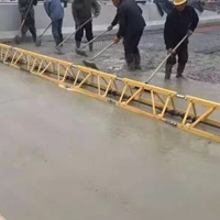 混凝土路面框架式电动振动梁生产厂家
