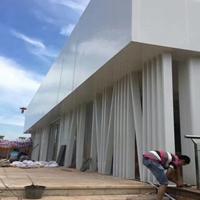 氟碳幕墙方通铝单板厂家