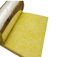 专业生产贴铝箔玻璃棉毡