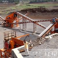 开办砂石厂大概成本是多少LYJ80