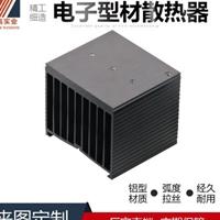 智高散热片CNC加工电子散热片铝合金散热片