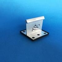 鋁鎂錳合金屋面板支架 鋁合金支座—廠家直銷