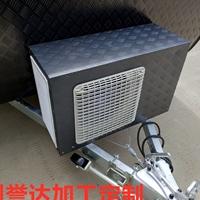 五条筋花纹铝板定制空调外罩防护网