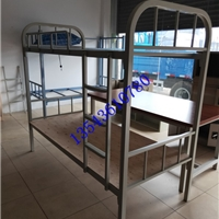 顺德铁架床上下铺1.2米铁架床