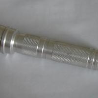 CNC精加工LED手電筒外殼鋁型材