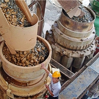 hps300圓錐破 建筑砂石加工領域明星產品