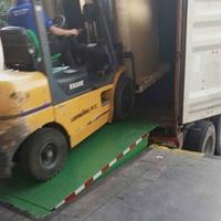 10吨登车桥 黄石市冷库装卸过桥供应