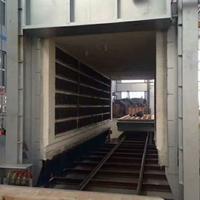 東莞臺車式退火爐 電阻熱處理爐