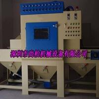 输送式自动喷砂机厂家专注表面处理设备