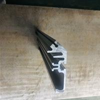 CNC轨道交通铝型材来图精加工