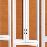 广东生产批发木纹转印橱柜铝材