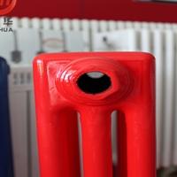 鋼管柱式gz306散熱器裕華采暖