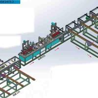 高效节能型材自动贴膜系统