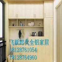 全铝家具型材铝合金洗衣柜材料批发
