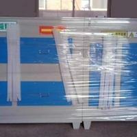 塑料廠活性炭光氧一體機