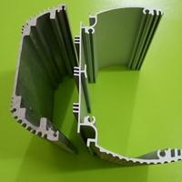 面板铝部件边框铝材铝梯架展示架货架铝部件