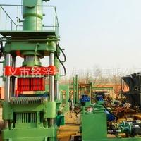 液压制砖机自动化程度高成型周期快