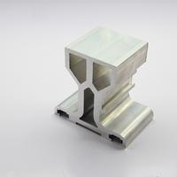 免费设计 工字型铝型材开模
