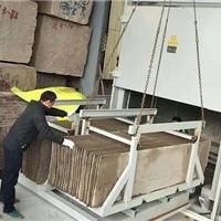 台车式石材电解染色炉 台车式电解炉