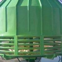 玻璃鋼機械通風塔冷卻塔 水輪機省電冷卻塔