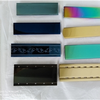 鋁合金<em>鋁</em><em>板</em>真空電鍍寶藍色綠色報價加工廠
